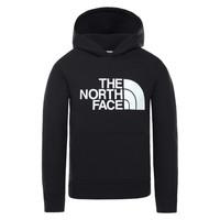 Textil Děti Mikiny The North Face DREW PEAK HOODIE Černá
