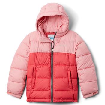 Textil Dívčí Prošívané bundy Columbia PIKE LAKE JACKET Růžová
