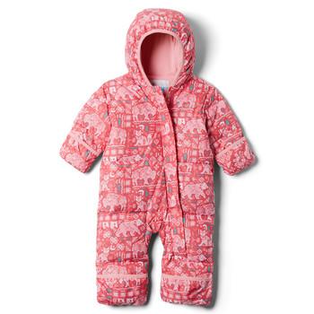 Textil Dívčí Prošívané bundy Columbia SNUGGLY BUNNY Růžová