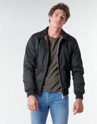 Textil Muži Bundy Harrington SINATRA Černá