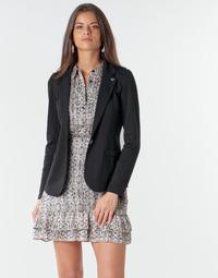 Textil Ženy Saka / Blejzry Les Petites Bombes ANNE Černá