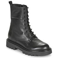 Boty Ženy Kotníkové boty Tosca Blu SF2028S547-C99 Černá