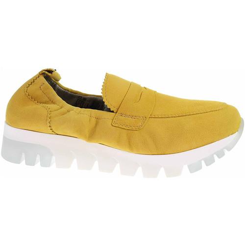 Boty Ženy Mokasíny Tamaris Dámské mokasiny  1-24709-24 sun Žlutá