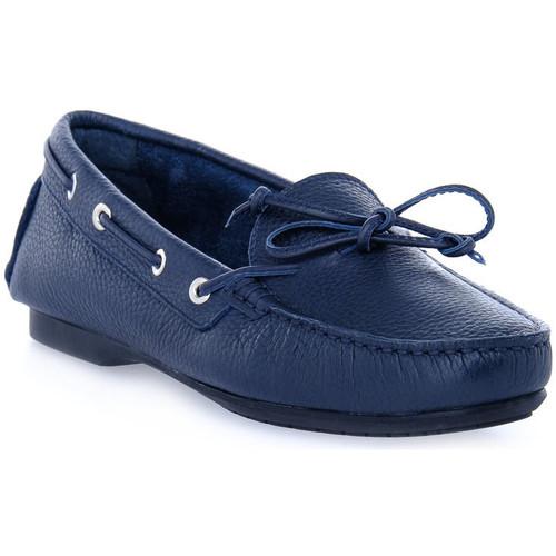 Boty Ženy Mokasíny Frau BRIO BLU Blu