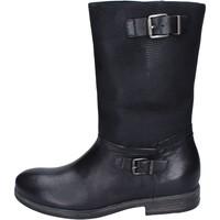 Boty Ženy Kozačky IgI&CO Boty BM228 Černá
