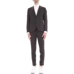 Textil Muži Obleky Mulish YAMAHA-AB213 Černá