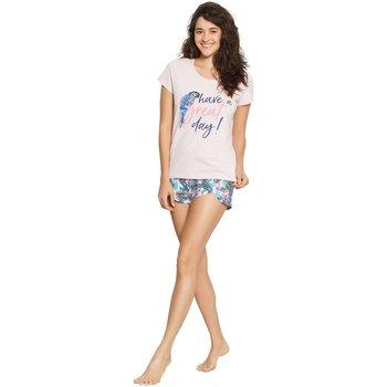 Textil Ženy Pyžamo / Noční košile Esotiq & Henderson Dámské pyžamo 38051