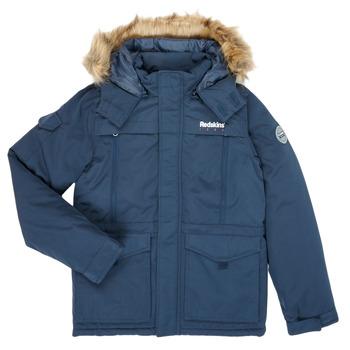 Textil Chlapecké Parky Redskins JKT Tmavě modrá