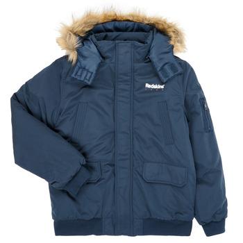 Textil Chlapecké Bundy Redskins JKT-480400 Tmavě modrá