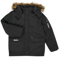 Textil Chlapecké Parky Redskins REF-48105 Černá