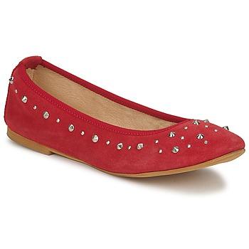 Boty Ženy Baleríny  Meline LUSON Červená