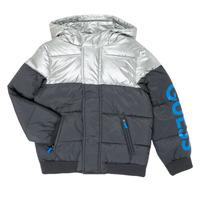 Textil Chlapecké Prošívané bundy Guess N0YL00-W7S10-PHTM Šedá