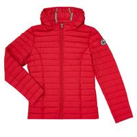 Textil Dívčí Prošívané bundy JOTT CARLA Červená