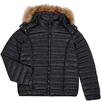 Textil Chlapecké Prošívané bundy JOTT GOLD Černá