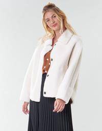 Textil Ženy Bundy Oakwood HELEN Krémová
