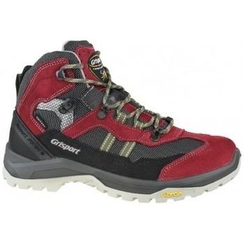 Boty Ženy Multifunkční sportovní obuv Grisport Scamosciato červená
