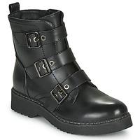 Boty Ženy Kotníkové boty Spot on F51069 Černá