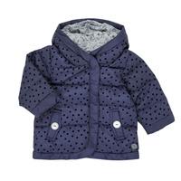 Textil Dívčí Prošívané bundy Absorba 9R42022-04-B Tmavě modrá