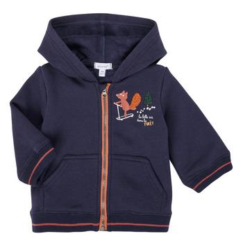 Textil Chlapecké Mikiny Absorba 9R17092-04-B Modrá
