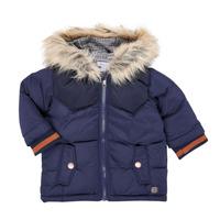 Textil Chlapecké Parky Absorba 9R42062-04-B Tmavě modrá
