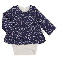 Textil Dívčí Halenky / Blůzy Absorba 9R60002-04-C Tmavě modrá
