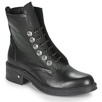Boty Ženy Kotníkové boty Sweet Lemon REVELO Černá