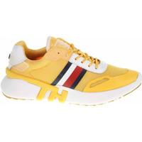 Boty Ženy Nízké tenisky Tommy Hilfiger Dámská obuv  FW0FW04700 ZEK sunny Žlutá