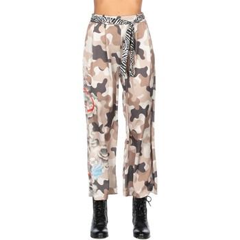 Textil Ženy Turecké kalhoty / Harémky Relish SEDRE Zelená