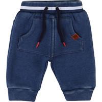 Textil Chlapecké Kapsáčové kalhoty Timberland T94736 Modrá