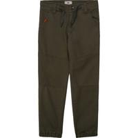 Textil Chlapecké Kapsáčové kalhoty Timberland T24B11 Khaki