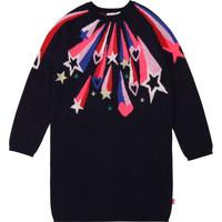 Textil Dívčí Krátké šaty Billieblush / Billybandit U12583 Modrá