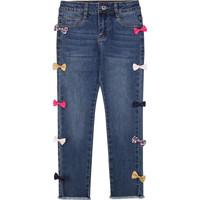 Textil Dívčí Rifle slim Billieblush / Billybandit U14406 Modrá