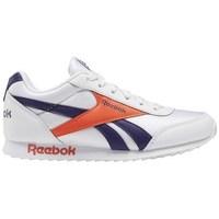 Boty Děti Nízké tenisky Reebok Sport Royal CL Jogger Bílé, Oranžové, Fialové