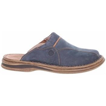Boty Muži Pantofle Josef Seibel 10999751541 Grafitové