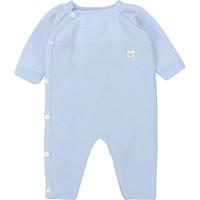 Textil Chlapecké Overaly / Kalhoty s laclem Carrément Beau Y94185 Modrá