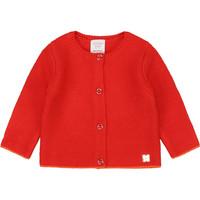 Textil Dívčí Svetry / Svetry se zapínáním Carrément Beau Y95225 Růžová