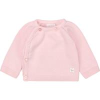 Textil Dívčí Trička s dlouhými rukávy Carrément Beau Y95228 Růžová
