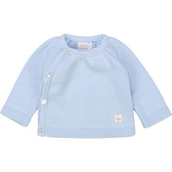 Textil Chlapecké Trička s dlouhými rukávy Carrément Beau Y95232 Modrá