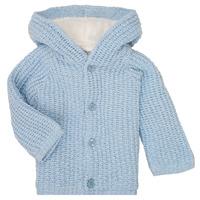 Textil Chlapecké Kabáty Carrément Beau Y96053 Modrá