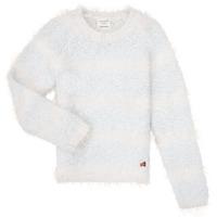 Textil Dívčí Svetry Carrément Beau Y15348 Modrá