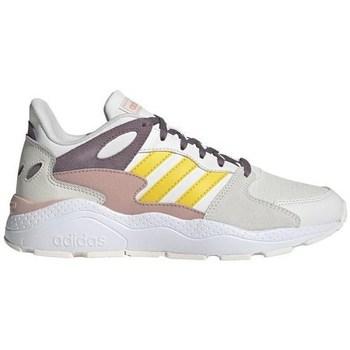 Boty Ženy Běžecké / Krosové boty adidas Originals Crazychaos Bílé,Šedé,Růžové