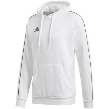 Textil Muži Mikiny adidas Originals CORE18 Hoody Bílé