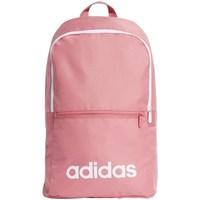 Taška Batohy adidas Originals Linear Classic BP Růžové