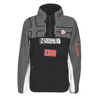 Textil Muži Fleecové bundy Geographical Norway RIAKOLO Černá