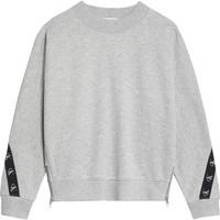 Textil Dívčí Mikiny Calvin Klein Jeans IG0IG00687-PZ2 Šedá