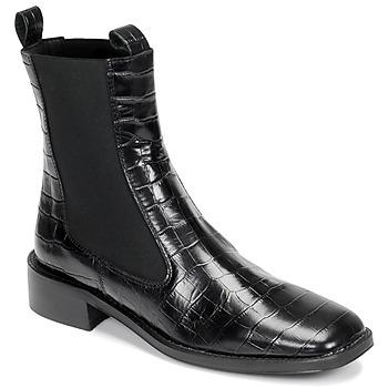 Boty Ženy Kotníkové boty Jonak BOLIVIA Černá