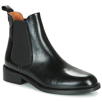 Boty Ženy Kotníkové boty Jonak DAGOS Černá