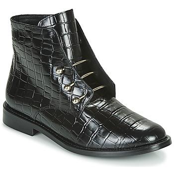 Boty Ženy Kotníkové boty Jonak DHAVLEN Černá