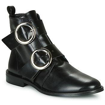 Boty Ženy Kotníkové boty Jonak DIAFO Černá