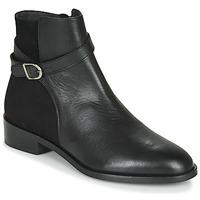 Boty Ženy Kotníkové boty Jonak DOBS Černá